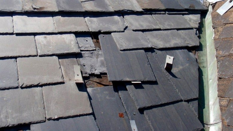 What Went Wrong: Why Artificial Slate is Bad & Natural Slate