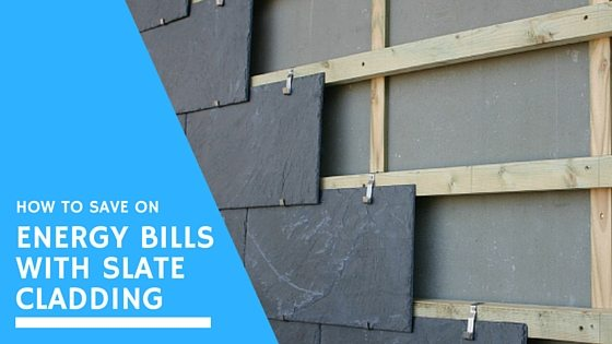 How To Save On Energy Bills With Slate Cladding Black
