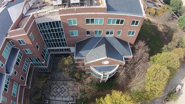 Spelman College Black Diamond Slate Tile Amp Roofing