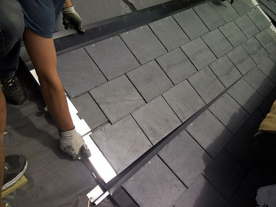 thermoslate slate roofing